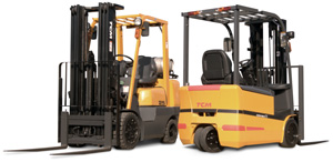 Operator Training on forklift operation for material handling near Philadelphia area